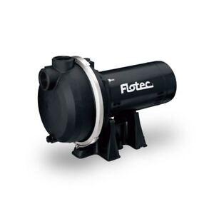 Flotec FP5172-08 Thermoplastic Sprinkler Pump, 1-1/2 HP