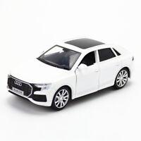 1:36 2019 Audi Q8 SUV Model Car Diecast Vehicle Kids Toy Pull Back White Gift