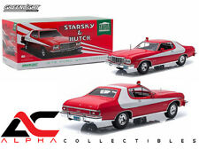 GREENLIGHT 19017 1:18 1976 FORD GRAN TORINO STARSKY AND HUTCH TV SERIES 1975-79