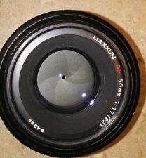Minolta / sony  Maxxum  50mm f/1.7 AF Lens