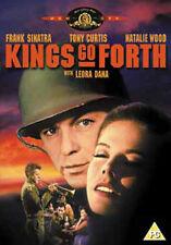 KINGS GO FORTH - DVD - REGION 2 UK