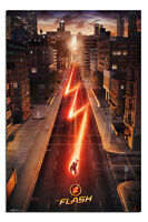 The Flash One Sheet Movie Film Large Poster New - Maxi Size 36 x 24 Inch