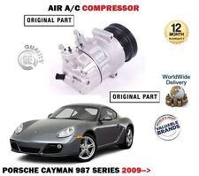 Per Porsche Cayman 2.9 R S 3.4 2009- > Nuovo AC Aria Condizionata Compressore
