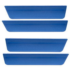 2008-14 Dodge Challenger Oracle Sidemarker Set - Blue Streak Pearl PCL - Ghosted