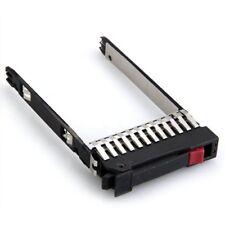"""2.5"""" SATA SAS HDD Hard Disk Tray Caddy for HP Proliant Dl360 G5 G6 G7 Ml570 G4"""