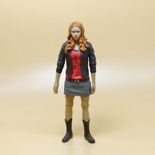 """doctor who Amy Pond Action figure 5.5"""" OLD lost color w factor mark"""