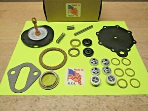 1952 1953 1954 CHEVROLET CORVETTE BEL AIR DOUBLE ACTION FUEL PUMP KIT USA AC9797