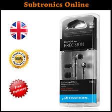 Sennheiser CX 300 II Precision Noise Isolating Ear Phones, Black - UK Seller