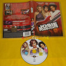 JOSIE AND THE PUSSYCATS Dvd Pussycat »»»»» USATO