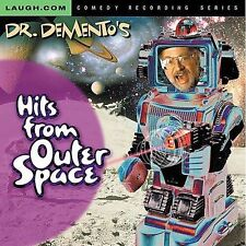 Hits from Outer Space * by Dr. Demento (CD, May-2005, Laugh.com)