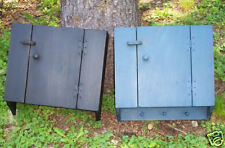 Primitive Handcrafted Country Wall Cupboard