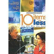 10 Items or Less (DVD, 2007)Disc Only Free Shipping