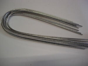 Stained Glass Supplies - Lead Work & Foil - Stick Solder 50/50 - x 10
