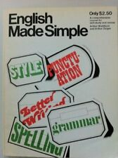 English (Made Simple Books),Arthur Waldhorn, A. Zeiger- 0491005903