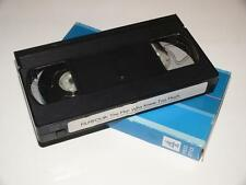 VHS Video ~ The Man Who Knew Too Much (1934) ~ * CH4 Press Office Preview*