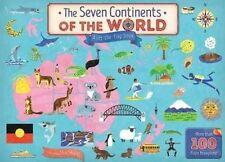 Seven Continents by Jeremy Harwood (Hardback, 2016)