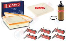 DENSO Tune-Up kit w/Champion IRIDIUM Spark Plug fits 11-18 Dodge Caravan 3.6L V6