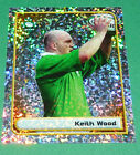 N°224 K. WOOD IRLANDE IRELAND MERLIN IRB RUGBY WORLD CUP 1999 PANINI COUPE MONDE
