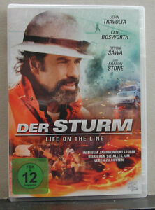 DVD Der Sturm - Life on the Line - FSK 12