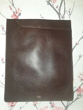 Stylish RADLEY Brown Leather Pop out Tablet Case Sleeve