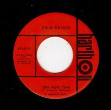 PHILLY NORTHERN SOUL-UNITED FOUR-HARTHON 143-ONE MORE YEAR/LOOK AT HER NOW