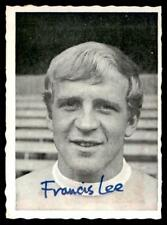 A&BC Footballers Crinkle-Cut 1969 (B2) Francis Lee Manchester City No. 9