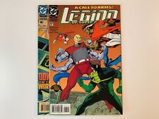 Legion Of Super-heroes #57 58 DC Comics A Call To Arms