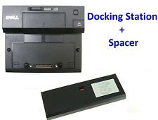 Dell Latitude E Port PR03X Docking Station and Spacer for E7270 E7470