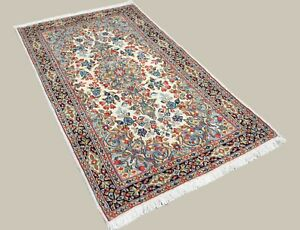 Astonishing, Kerrman hand knotted hand made Persians rug