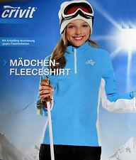Top Niños Chica Joven Camisa Forro Polar Jersey Mimoso Caliente Invierno Esquí