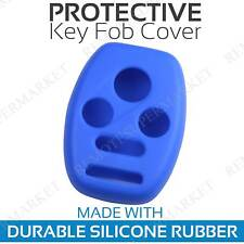 Remote Key Case for 2006 2007 2008 2009 2010 2011 2012 2013 Honda Civic Ex Blue