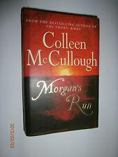 Morgan's Run by Colleen McCullough (Hardback, 2000) Australian author