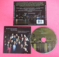 CD YO-YO MA & THE SILK ROAD ENSEMBLE New Impossibilities 2007 no lp mc (CS56)