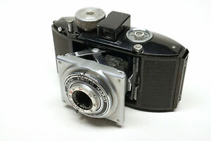 Early Agfa Karat 35mm film camera (# 3), second version; functional!