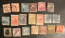 HUNGARY postage stamps lot of 20 Old