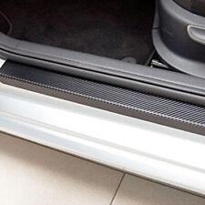 4X Universal Car Accessories Door Sill Scuff Welcome Pedal Protect Sticker Decor