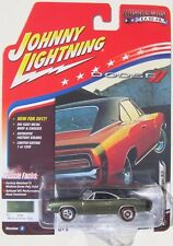 JOHNNY LIGHTNING 2017 MUSCLE CARS 1969 DODGE CHARGER R/T RLT #2 D 1 of 1256