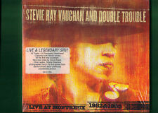 STEVIE RAY VAUGHAN - LIVE AT MONTREUX DOPPIO CD  NUOVO SIGILLATO