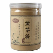 250g 100% Pure Skullcap Root Powder Huang Qin  Powder 黃芩 Chinese Herbs