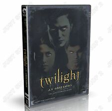 Twilight - An Obsession : The Unauthorized Story : New DVD