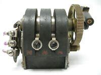 Mini Telephone Magneto 120v Powerful Military Generator