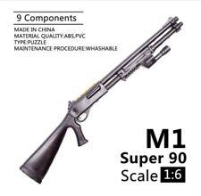 1//6 SCALA 12 pollici Action Figure M14BER MK 14 MOD Fucile da battaglia PISTOLA ARMA modello