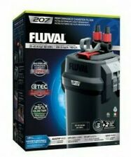 FLUVAL 207 Aquarium Canister Filter All Media included