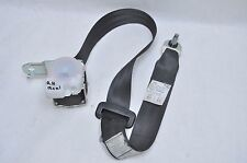 INFINITI G37X REAR RIGHT RH PASSENGER BLACK SEAT BELT OEM
