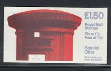 GREAT BRITAIN Pillar Box MNH booklet