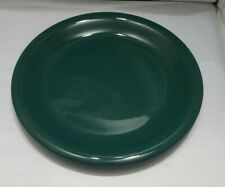 Eddie Bauer Home Collection Dinner Plate-Dark Green*Pre-Owned*Free Shipping!