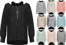 Viscose Stretch Knit Tops & Blouses for Women