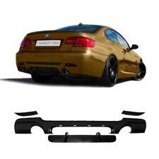 BMW E92 E93 Heckdiffusor 335i 335d PERFORMANCE Schwarz 06-13 für M-Paket Modelle