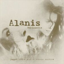 Alanis Morissette - Jagged Little Pill  Deluxe Edition 2 x CD New & Sealed