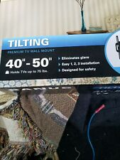 "Sanus VMT5-B1 Tilting TV Wall Mount 40-50"""